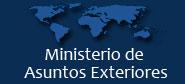 Ministerio de Asuntos Exteriores