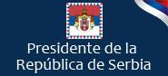 Presidente de la República de Serbia